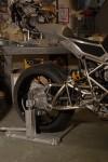 "Турбо къстъм мотоциклет ""Slugger"" 18"