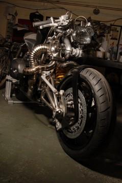 "Турбо къстъм мотоциклет ""Slugger"" 24"