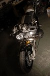 "Турбо къстъм мотоциклет ""Slugger"" 25"