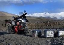 Българин прекоси на мотор Европа и Азия