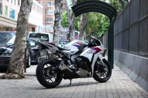 Honda показа моторът 2012 CBR 1000RR Fireblade 09
