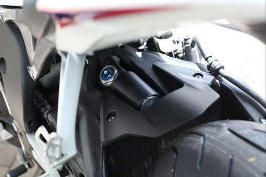 Honda показа моторът 2012 CBR 1000RR Fireblade 10