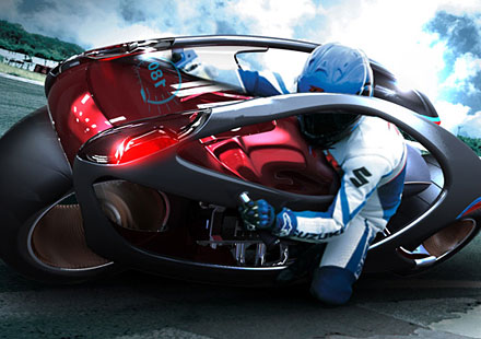 Hyundai с концепция за мотор
