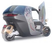 Пластмасова триколка KTM E3W 05