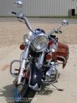 Първият мотор Indian Chief произведен от Polaris 02