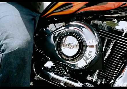 Harley-Davidson отваря път към свободата