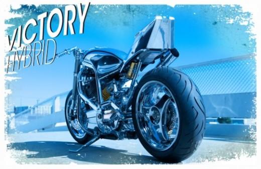 Victory Hybrid - стоманеният красавец 03