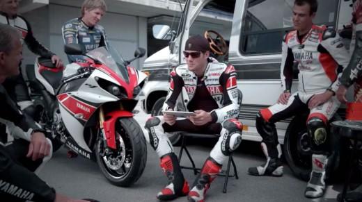 Промо видео на лимитираната серия 2012 Yamaha YZF R1 50th Anniversary 04