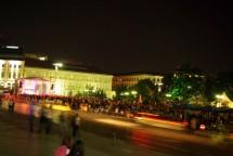 Ахат разлюляха жълтите павета в деня на София 19