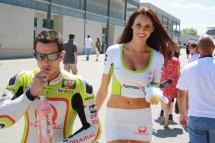 Секси мацките в падока на MotoGP Индианаполис 08