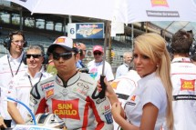 Секси мацките в падока на MotoGP Индианаполис 10