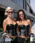 Секси мацки в падока на Арагон GP 08
