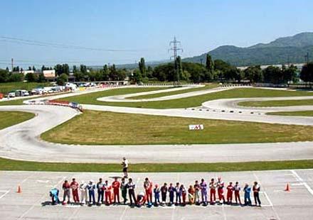 Най-дългата картинг писта в България се концесионира за 15 години