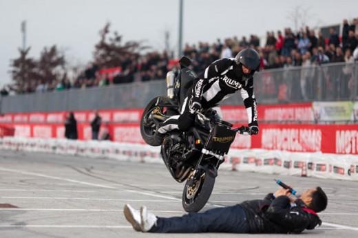 EICMA 2011 - за рицари на две гуми 12