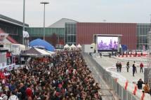EICMA 2011 - за рицари на две гуми 14