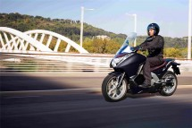 Това е мотор! Това е скутер! Не – това е Honda Integra! 09