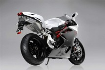 Нов мотоциклет MV Agusta F4R Corsa Corta 09