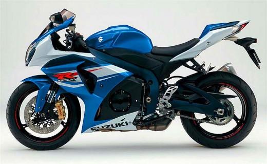 Suzuki GSX-R - обновен за 2012 год. 03