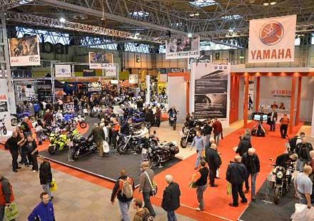 Всички основни мотоциклетни марки ще бъдат на изложението Motorcycle Live