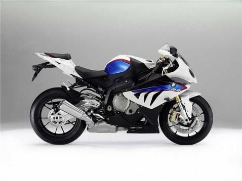 BMW показа новия модел за 2012 на мотоциклета S1000RR 01