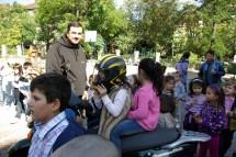 КАТ, MOTO.BG и Atrox MCC влязоха в класните стаи заради безопасността на пътя 03
