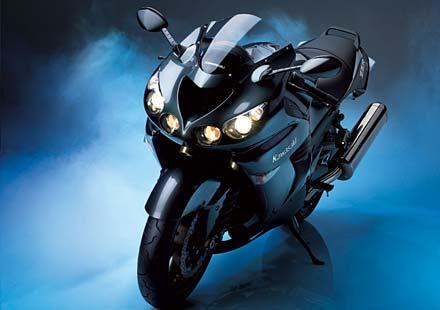 Kawasaki разработват най-мощния мотоциклет в света