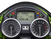 Kawasaki ZZR1400 срещу Suzuki Hayabusa 12