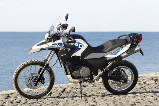 BMW G 650 GS получава нова версия 01