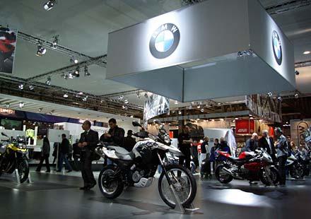 BMW Motorrad на EICMA 2011