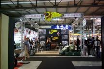Hell's Angels MC и полицията на Италия с щандове на EICMA 2011 01