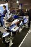 Hell's Angels MC и полицията на Италия с щандове на EICMA 2011 07