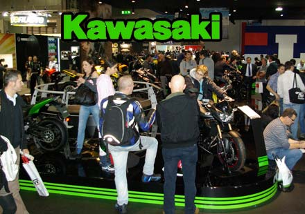 Kawasaki на EICMA 2011