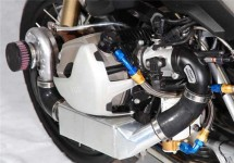 Двойно турбо за BMW R 1200 GS 04