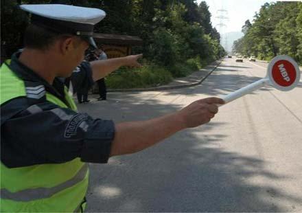 КАТ ще замени пътните полицаи с камери през 2012г.