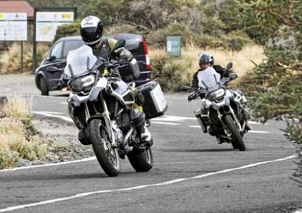 BMW предвижда ръст в продажбата на мотоциклети