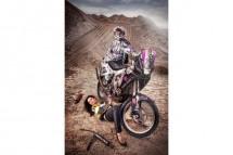 Порномашина цепи дюните на Дакар 2012 02