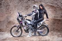 Порномашина цепи дюните на Дакар 2012 04