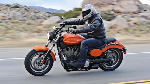 Мотоциклетът 2013 Victory Judge (видео+галерия) 05