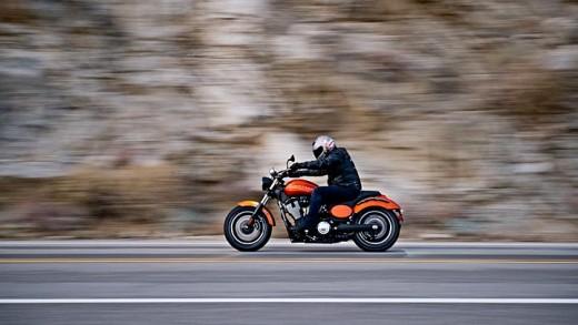 Мотоциклетът 2013 Victory Judge (видео+галерия) 08