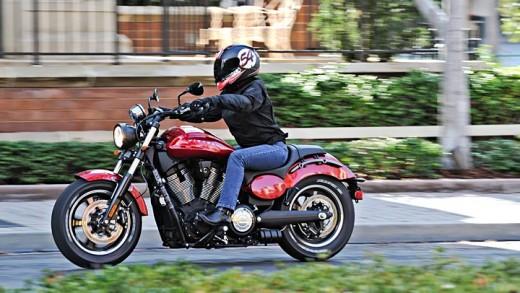 Мотоциклетът 2013 Victory Judge (видео+галерия) 09