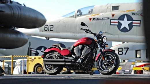 Мотоциклетът 2013 Victory Judge (видео+галерия) 10