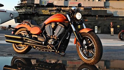 Мотоциклетът 2013 Victory Judge (видео+галерия) 11