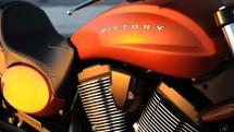 Мотоциклетът 2013 Victory Judge (видео+галерия) 12