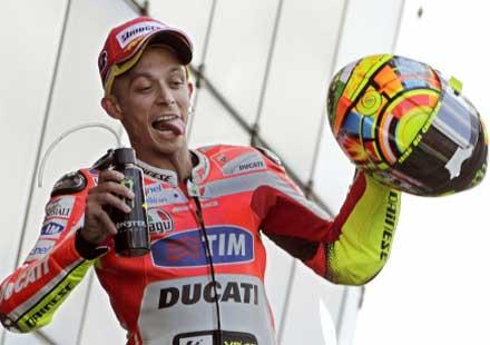 Роси може да напусне MotoGP в края на сезона