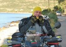 Офроуд: Тодор Христов и екипа му се промъкнаха сред бомби в Сирия
