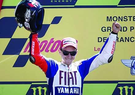 Лоренсо печели на Льо Ман и повежда