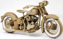 Мотоциклети от… картон 07