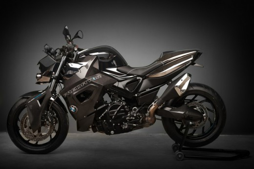 Българският къстъм - Vilner Custom Bike Predator 04