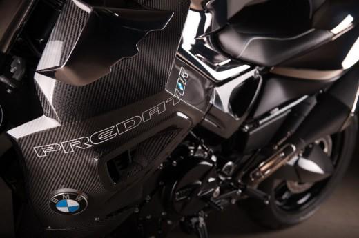 Българският къстъм - Vilner Custom Bike Predator 08