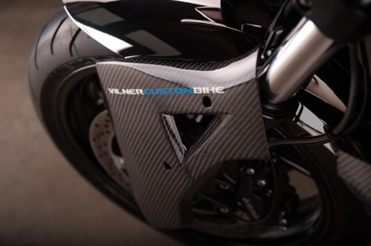 Българският къстъм - Vilner Custom Bike Predator 09